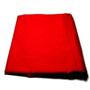 Other - Solid Red Cotton Lining Fabric 4.5 yds